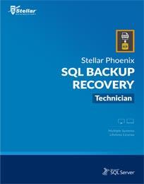 Stellar Phoenix SQL Backup Recovery Box