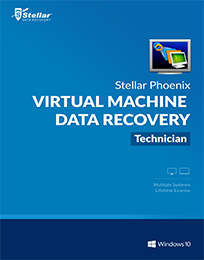 Stellar Phoenix Virtual Machine Data Recovery Box