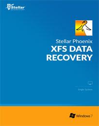 Stellar Phoenix XFS Data Recovery Box