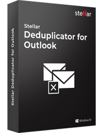 Stellar Deduplicator for Outlook