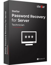 Stellar Phoenix Password Recovery for Windows Server