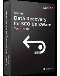 Stellar Phoenix SCO UnixWare Data Recovery