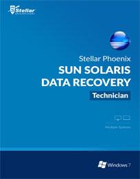 Stellar Phoenix Sun Solaris Data Recovery Box