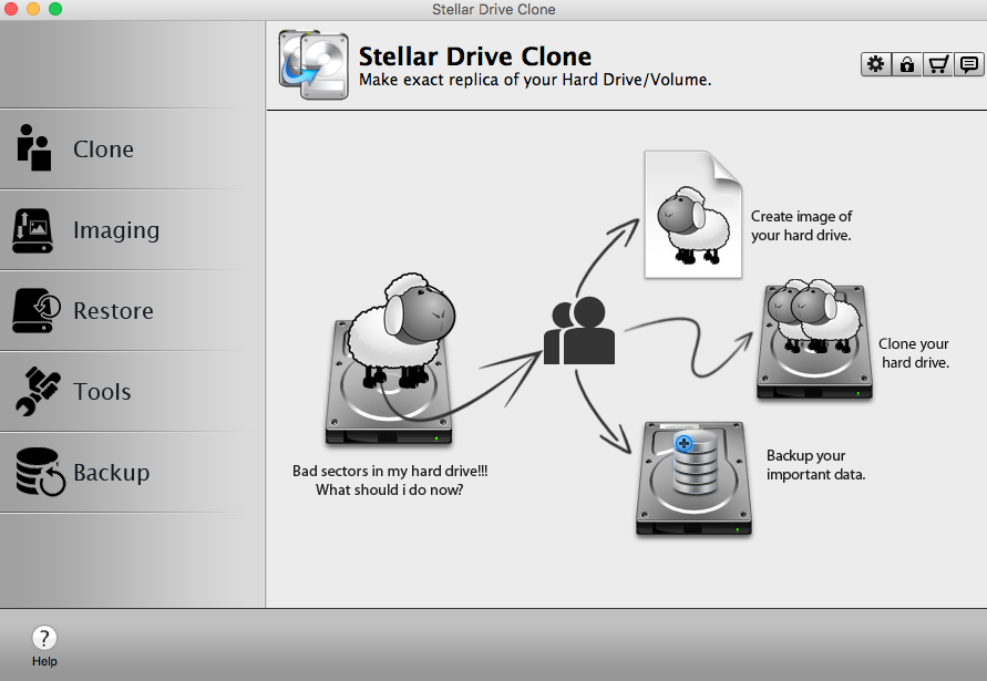 Stellar-Drive-Clone