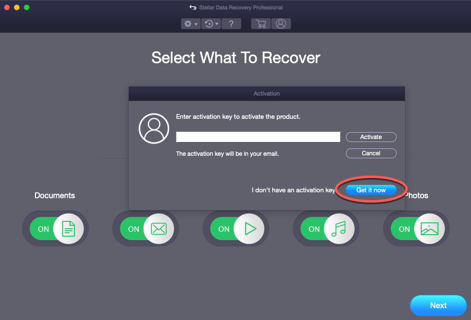 How to Get Genuine Stellar Phoenix Mac Data Recovery