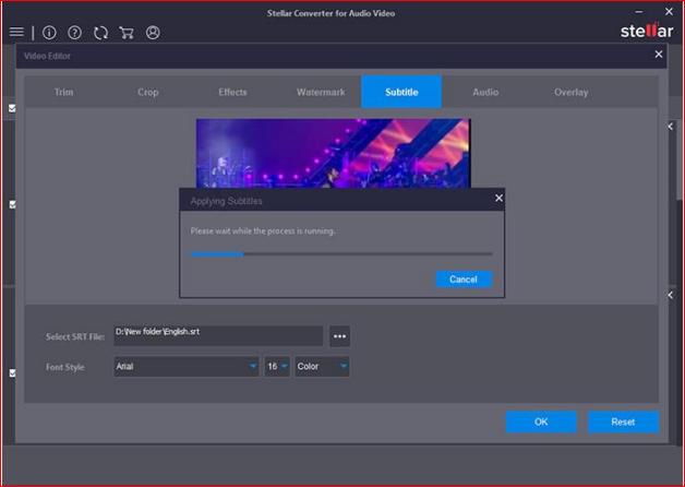 Applying-Subtitle-window-in-software