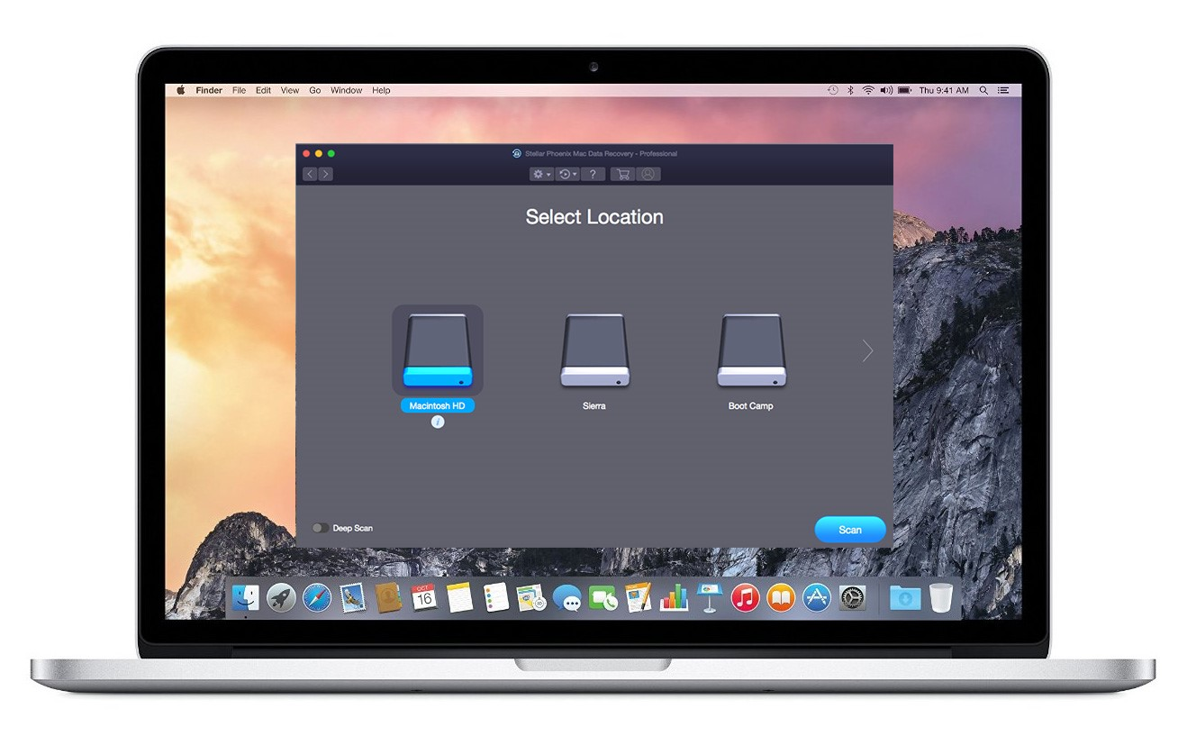 MacBook-File-Recovery-Application