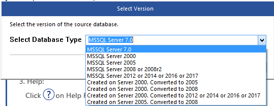 How to Repair SQL Server 2005, 2008 r2