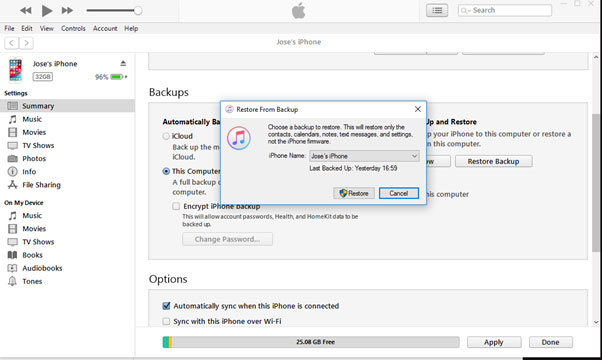 How to Recover Deleted Photos from iPhone – (Safe & Works)