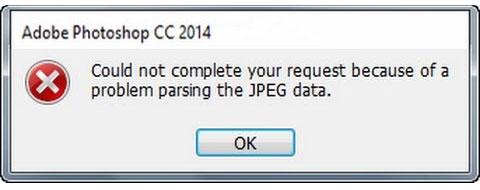 fix jpeg JPG problems parsing jpeg data