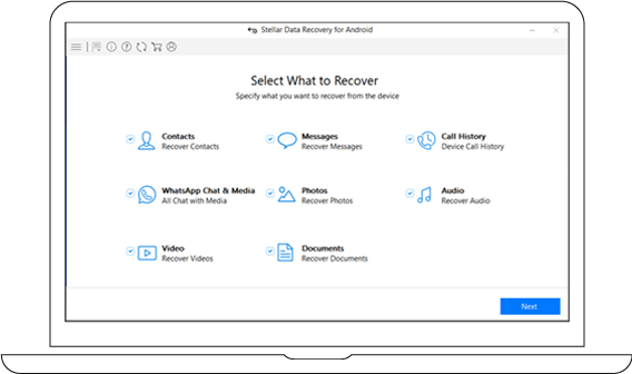 Free Android Data Recovery Software - Recover Photo