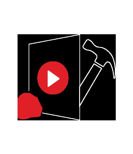 Riparazione di video compromessi o danneggiati icon