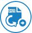 Export PST files to live Exchange Server  icon