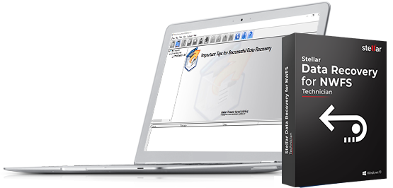 Stellar Data Recovery for NWFS