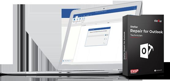 Stellar Repair for Outlook Technician