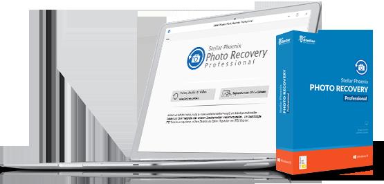 Stellar Photo Recovery Professional