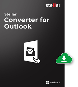 Stellar Outlook PST to MBOX Converter - Windows