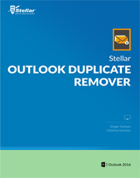 Stellar Outlook Duplicate Remover