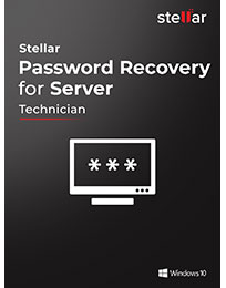 Stellar Phoenix Password Recovery for Windows Server