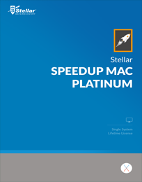 Stellar Speedup Mac Platinum Edition