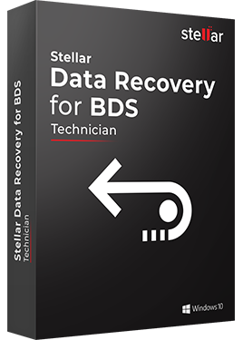 Stellar Data Recovery for BSD