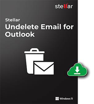 Stellar Undelete Email for Outlook