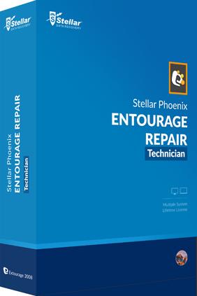 Stellar Repair for Entourage