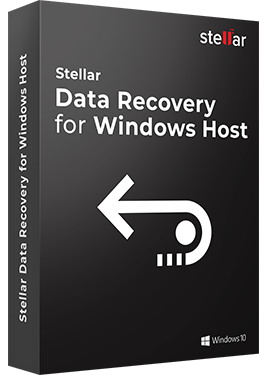 Stellar Data Recovery for Windows Host