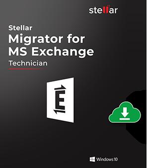 Stellar Migrator for MS Exchange