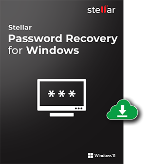 Stellar Password Recovery for Windows