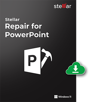 Stellar Repair for PowerPoint