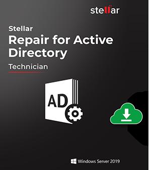 Stellar Repair for Active Directory