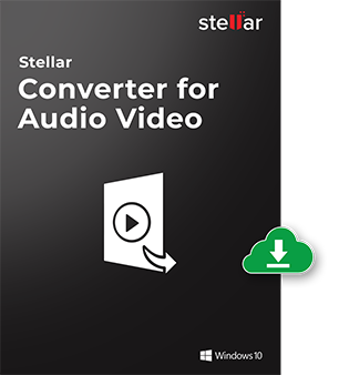 Free Video Converter Software for MOV, MP4, AVI - Stellar