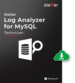 Stellar Log Analyzer for MySQL