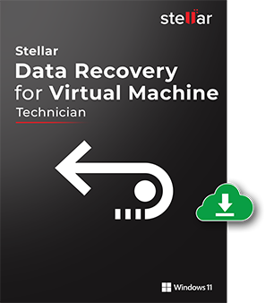 Stellar Data Recovery for Virtual Machine