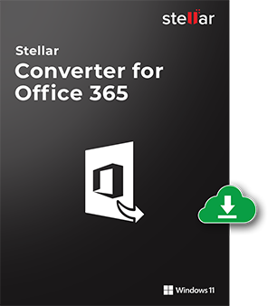 Stellar Converter for Office 365
