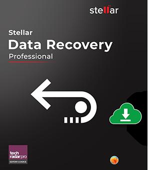 Stellar Data Recovery Professional (Mac)