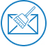 Cleans Data from Email Tools icon