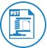 Compacts Outlook PST and OST Files  icon