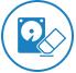 Erases Data Permanently icon