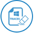 Erases Traces from MS Apps icon