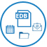 Extracts mail components within EDB & migrates to PST format icon