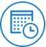Manage Scheduler  icon