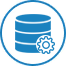 Manual or Automatic Database Selection  icon