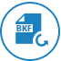 Recovers Data from Large BKF & VHDX Files icon