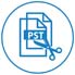 Splits Large-Sized PST Files icon