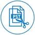Splittet mehrere PST-Dateien gleichzeitig icon