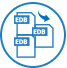 Supports Multiple EDB conversions simultaneously icon
