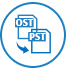 Want to Convert OST to PST? icon