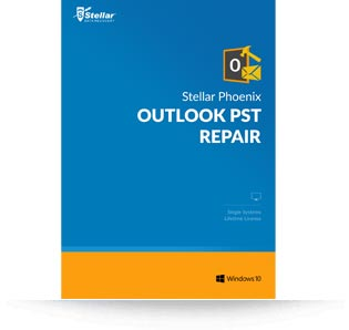 Stellar Phoenix Outlook PST Repair - screenshots